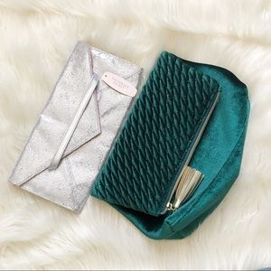 Beautiful two clutches bags!!